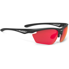 Rudy Project Stratofly Occhiali, black matte - rp optics multilaser red